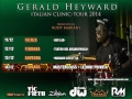 Gerald Heyward in clinic - Beat It