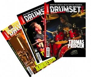 Drumset Mag