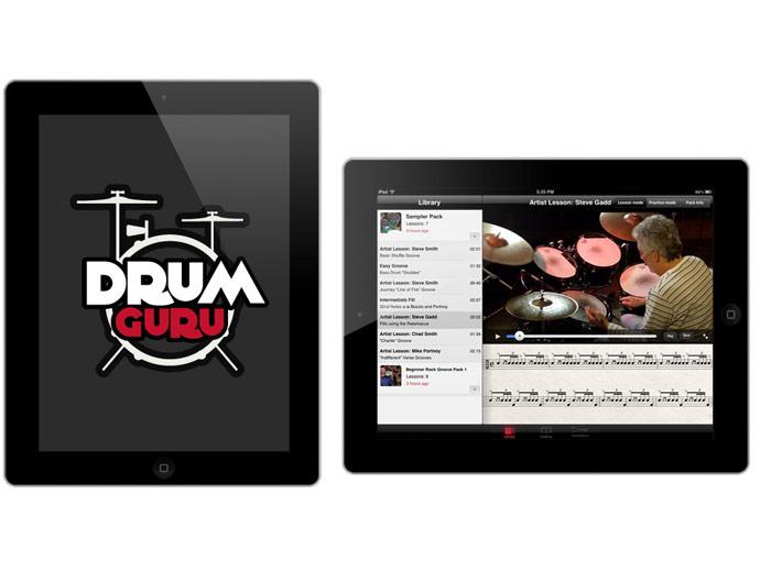 Drum Guru iPad