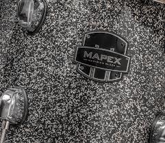 Batteria Mapex Meridian Black Obsidian