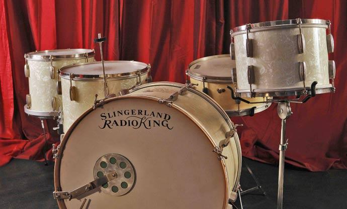 My Old Flame - Slingerland Radio King