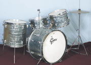 Gretsch Broadkaster Bop Set 1953 ca. - My Old Flame
