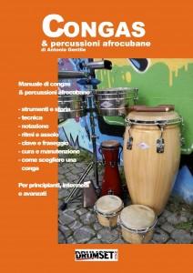 congas & percussioni afrocubane