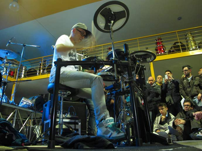 Yamaha Open Day @ Acustica Napoli - Beat It