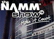 NAMM 2014 - What's New