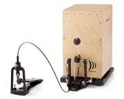 Schlagwerk Cajon Pedal Cap 100 - Sound Check