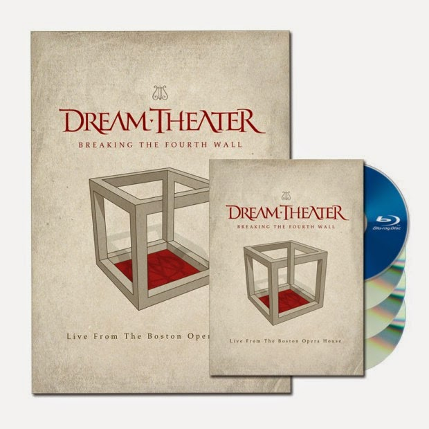 dream theater breaking the fourth wall