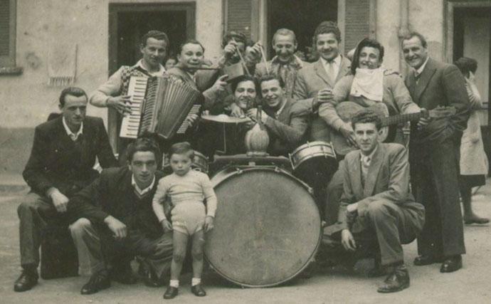 Famiglia Calloni