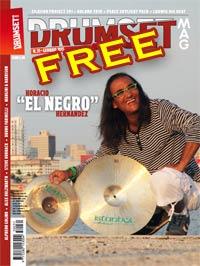 FREE - Drumset Mag n. 31 - Gennaio 2015