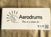 Aerodrums - La batteria invisibile!
