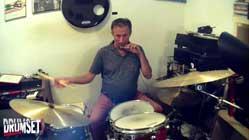 Come sviluppare il fraseggio jazz cassa rullante