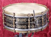 Ludwig & Ludwig Deluxe Standard: the Black Beauty