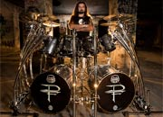 Gee Anzalone - Italian Extreme Power Metal Drummer