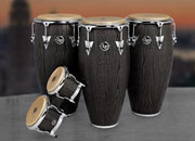 What's New - LP Uptown Sculpted Ash Congas
